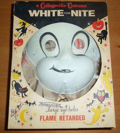 Casper the Friendly Ghost Halloween mask