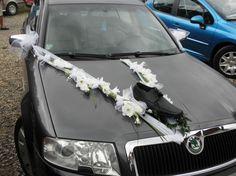 dekorace na auto Deco, Car, Automobile, Decor, Deko, Decorating, Autos, Decoration, Cars