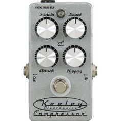 Best compressor I've ever used on guitar. I'm still interested in the Effectrode compressor though.