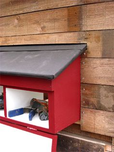 External Chicken Nest Box Dimensions The Cuckoo S Nest