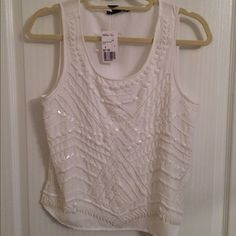 Studded tank top Never worn tags attached excellent condition. Forever 21 Tops Tank Tops