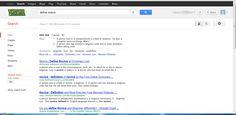 """para buscar la definición de una palabra en Google usar """"define:"""" y el termino.  define:icaco"""