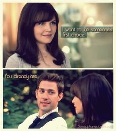Something Borrowed...one of my  favorite books, defintely favorite movie and one of the best lines!