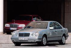 MERCEDES BENZ E-Klasse (W210) (1995 - 1999)