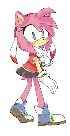 I designed a school version of Amy not long ago. I still like it tho