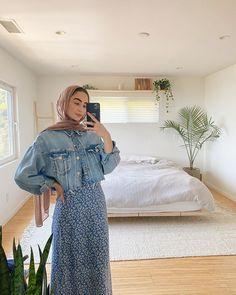 Hijab Fashion Summer, Modest Fashion Hijab, Modern Hijab Fashion, Street Hijab Fashion, Hijab Fashion Inspiration, Teen Fashion Outfits, Muslim Fashion, Chic Outfits, Modesty Fashion