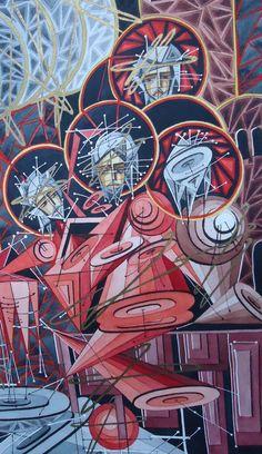 Ar-Mari Rubenian Ares, Ferris Wheel, Fair Grounds, Miniatures, Artists, Mini Things, Mockup, Artist