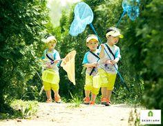 punya 3 anak kembar sekaligus....yaaa *palupi... Daehan, Minguk and Manse | SKARBARN CF