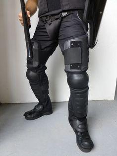 Ballistic Leggings Thigh Guards Level IIIA