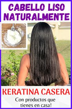 Pelo Natural, Long Hair Styles, Makeup, Exercise, Beauty, Coconut Oil Skin, Hair Masks, Hair Care, Hair Straightening Treatments