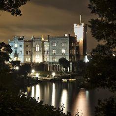 Miramare Castle by Alberto Bergamas on 500px