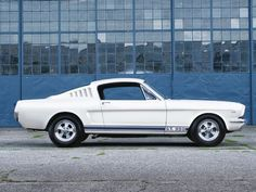 The Very First Shelby Mustang: In The Beginning...