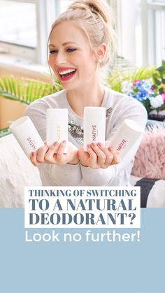 A comprehensive guide to making the switch to an all natural deodorant. Includes my experience, why you should make the switch, tips, all about the detox period, brands to avoid, and a brand that's tried tested and true!
