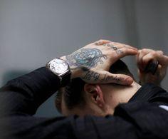 Tattoos on the hand. #tattoo #tattoos #ink