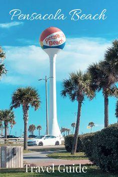 Pensacola Travel Guide – Part 1 - Florida vacation 2018 - Beach Vacation Spots, Beach Vacation Rentals, Florida Vacation, Florida Travel, Beach Trip, Beach Vacations, Beach Travel, Vacation Destinations, Florida Trips