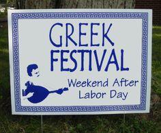 DAYTON GREEK FESTIVAL