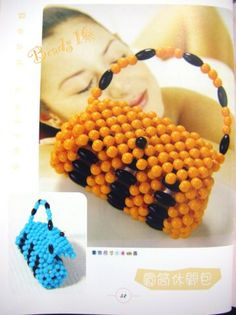 Album - Mini Beaded handbags | biser.info - Beads and beading