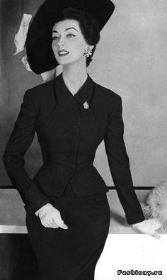 Прекрасные образы 50-х