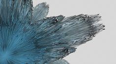 Crystallisation close-up by davidpaulrosser, via Flickr