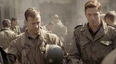 Donnie Wahlberg & Damian Lewis - a melhor série (ou filme) sobre Guerra que já assisti.