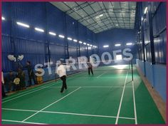 Our Badminton court construction service roofing is Specially offering for Clients. They will like our service and glad for roofing shed contractors in chennai. We are best services providing in Badminton court roofing, Roofing in chennai. Shed Construction, Construction Services, Olympic Games Sports, Olympic Gymnastics, Badminton Court, Wrestling Shoes, Sport Hall, Roofing Services, Shed Design