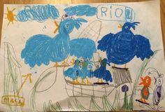 Made by Masha, 5 years old, Artist Of The Day on 10/11/2014 • Art My Kid Made