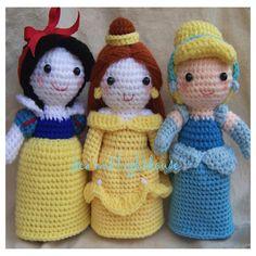 Three princess by seaandlighthouse I, via Flickr