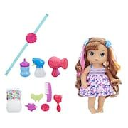 Baby Alive Brown Hair Cute Hairstyles Baby By Hasbro Baby Alive Baby Dolls Baby Alive Dolls