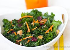 Sexy Summer Kale Salad