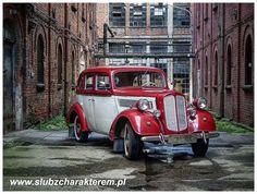 Opel retro auto do ślubu – ŚLUB Z CHARAKTEREM