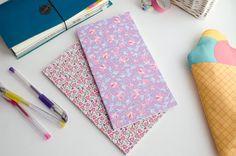 Aprende a hacer cuadernos con encuadernación pegada