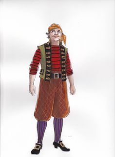 Peter Pan, White Christmas, Hipster, Costumes, Stage Play, Design, Sketch, Style, Fashion