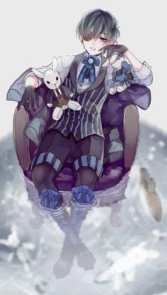 Kuroshitsuji • Black Buttler • Ciel Phantomhive by choco0950