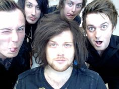 ASKING ALEXANDRIA!!! || James and Ben kill me in a good way... what??