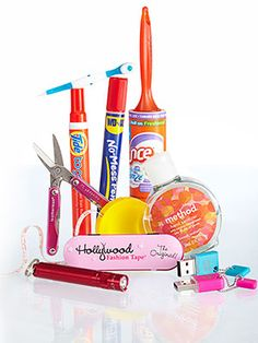 KEEP IN CAR - What to Carry In a Purse - Handy Items to Keep in Your Purse - Good Housekeeping