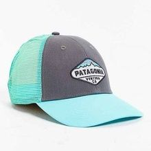 00d7df8e59bf2 Patagonia Fitz Roy Crest Lo Pro Trucker Hat