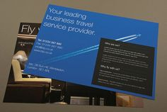 Upscale Business Travel Flyer
