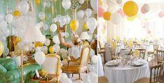 Decoração e Projetos – Decoração de Réveillon com balões