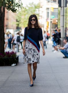 Valentina Siragusa outside Creatures of the Wind during New York Fashion Week…