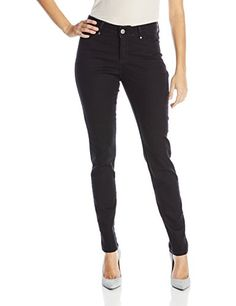 Clothing, Shoes & Jewelry > Women > Clothing > Jeans > Lee Women's Classic Fit Monica Skinny Jean, Black, 12 Medium Get Price Slight embr. Flannel Lined Jeans, Skinny Legs, Jeans Style, Stretch Denim, Flare Jeans, Clothes For Women, Lady, Classic, Womens Fashion