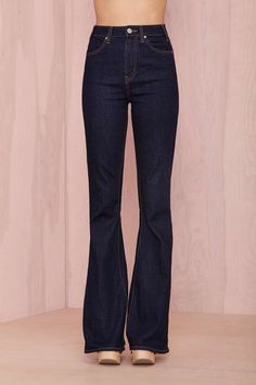 Nasty Gal Denim - What The Bell | Shop Clothes at Nasty Gal