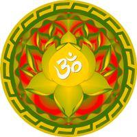 Om Lotus Mandala