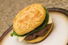 Single Gluten Free Burger Bun