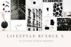 Lifestyle Bundle 10 by Floral Deco on Photoshop Images, Website Themes, Blog Images, Photo Wall, Gallery Wall, Stock Photos, Make It Yourself, Floral, Creative