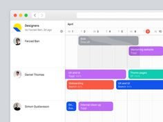 It's easier than ever to add time-off to a team member and schedule around it. It's also accessible to the entire team, whether on Project or Team view 🙌🏼 This week we're releasing both Time Off &...