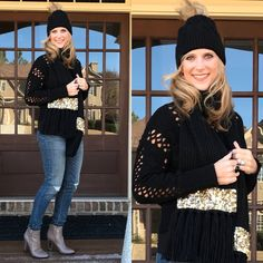 "All dressed up and ""SNOW"" where to go ⛄️☃️❄️❄️. When they promise snow and you have to create your own winter wonderland ☃️❄️⛄️ Shop this look on my Fashion page. Link in bio  Beanie, Scarf and Sweater all on sale. All 3 for $52. #stevemadden #express #whbm #saksfifthavenue #saksoff5th #wiw #wiwt #ootd #fashion #fashionblogger #style #styleblogger #instyle #instylemagazine #stylewatch #stylewatchmagazine #redbook #redbookmag #realoutfitgram #winterfashion"
