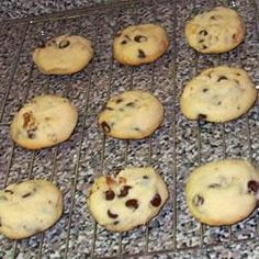 Must Make!!!   Chocolate chip shortbread biscuits @ allrecipes.co.uk