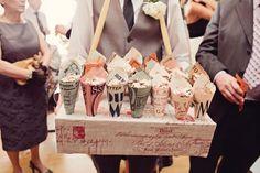 Popcorn / Wedding Style Inspiration / LANE (instagram: the_lane)