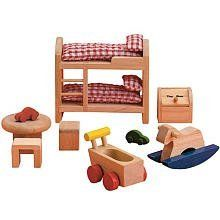Small World Toys Ryans Room Wooden Doll House  Dream on Childrens Bedroom -- Find out more about the great product at the image link.