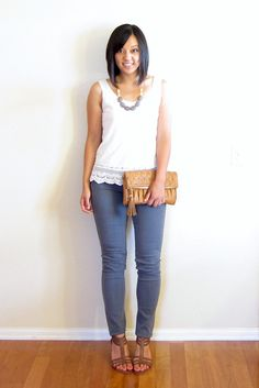 Putting Me Together: A new style blog that I've come to love... she has great outfits for girls who shop for things with VERY REASONABLE prices... some style blogs are just too expensive and not realistic, modest, everyday style, but this one was a pleasant surprise!